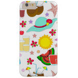 Summer Vacation Barely There iPhone 6 Plus Case