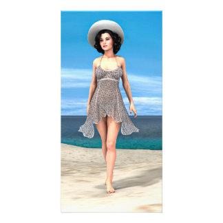 Summer Vacation Card