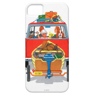 Summer Vacation iPhone SE/5/5s Case