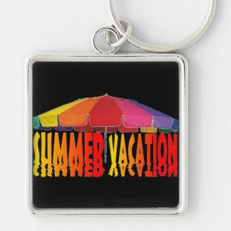 Summer Vacation Key Chain