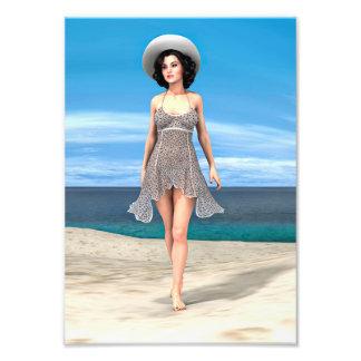 Summer Vacation Photographic Print