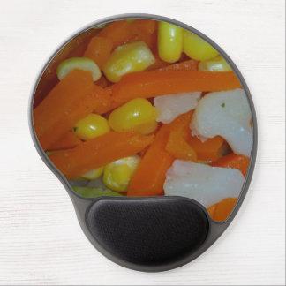 summer vegetables gel mouse pad