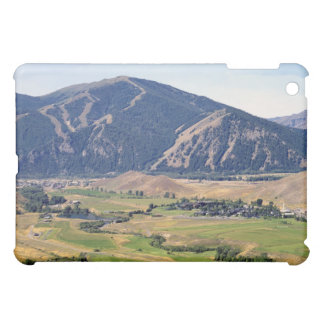 Summer View of the Ketchum/ Sun Valley Area Cover For The iPad Mini