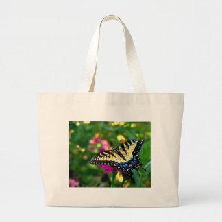 Summer Visitor Jumbo Tote Bag