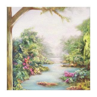 Summer Vista 1998 Canvas Print
