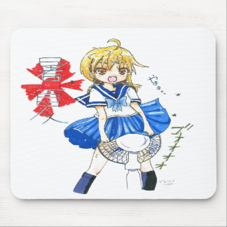 Summer Vladmir Mouse Pad