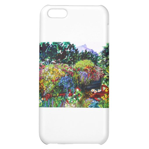 Summer Wagon Case For iPhone 5C
