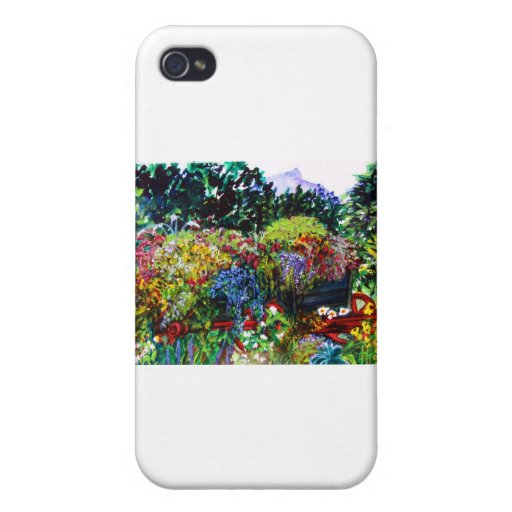 Summer Wagon iPhone 4/4S Cases
