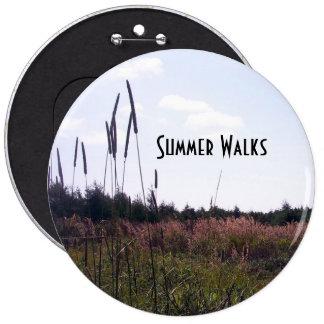 Summer Walks Button