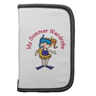 Summer Wardrobe Organizer