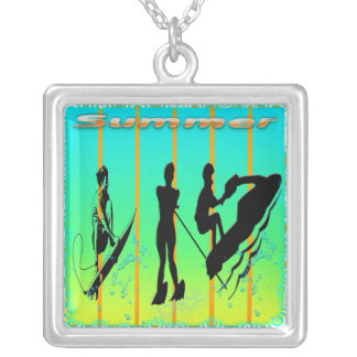 Summer - Water Sports Necklace