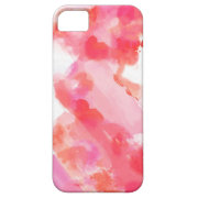 Summer Watercolors iPhone Case iPhone 5 Covers