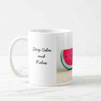 Summer Watermelon Coffee Mug