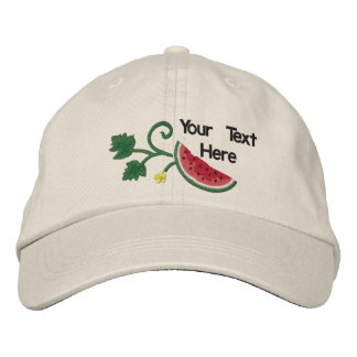 Summer Watermelon - Customize Baseball Cap