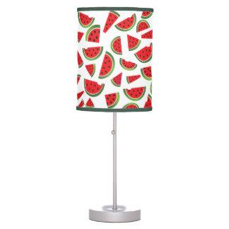 Summer Watermelon Fruit Table Lamp
