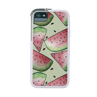 Summer Watermelon Pattern Phone SE/5/5s Case