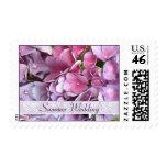 Summer Wedding Stamps - Purple Hydrangea Postage