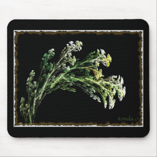 Summer Weeds Mouse Pad