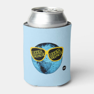 Summer Weekend - promo graphic Can Cooler