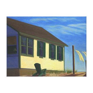 Summer Wind 2009 Canvas Print