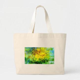 Summer wind gust tote bag