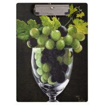 Summer Wine Clipboards