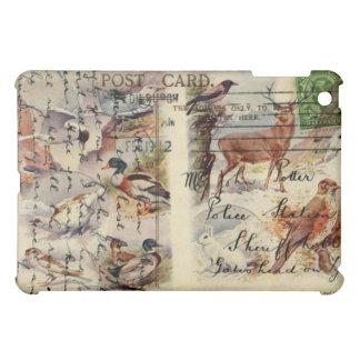 Summer & Winter Wildlife iPad Mini Cover
