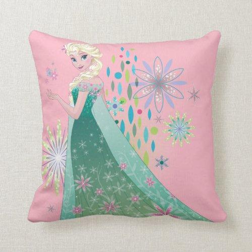 Summer Wish Throw Pillow