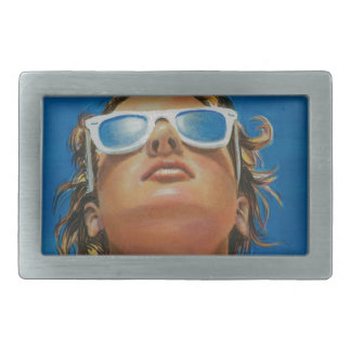 SUMMER WOMAN - WOWCOCO BELT BUCKLE