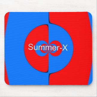 Summer-X mousepad