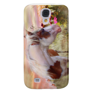 SummerBlooms Art Case for iPhone 3 Samsung Galaxy S4 Cover