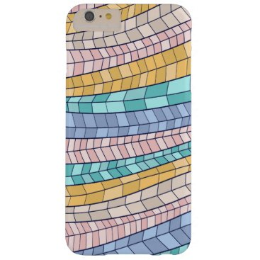McTiffany Tiffany Aqua SUMMERBRAIDS BARELY THERE iPhone 6 PLUS CASE