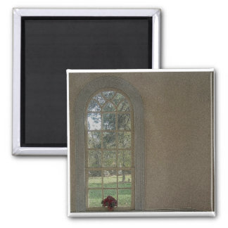 Summerhouse 2 Inch Square Magnet
