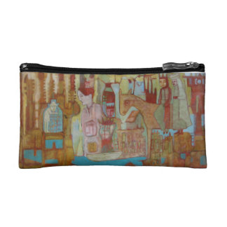 Summering South Cosmetic Bag