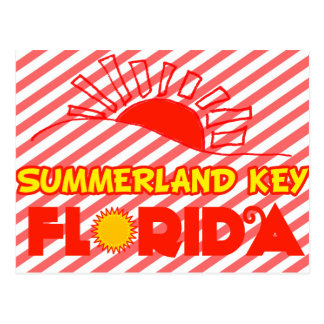 Summerland Key, Florida Postcard