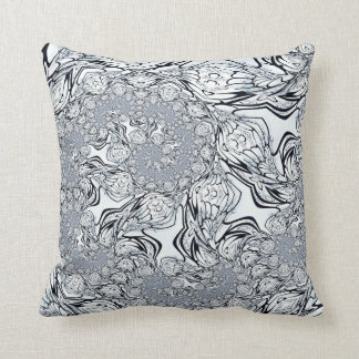 Summermorning variation throw pillow