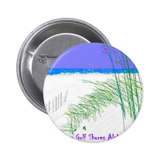 Summers at Gulf Shores Buttons