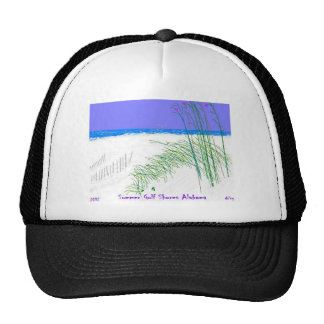 Summers at Gulf Shores Mesh Hat