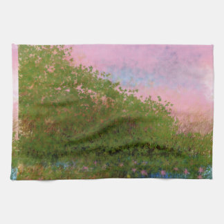 Summer's End by Carole Tomlinson Hand Towel