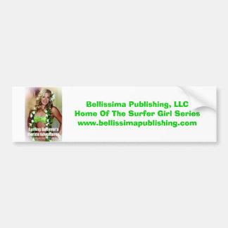Summer's Florida, Bellissima Publishing, LLCHom... Bumper Sticker