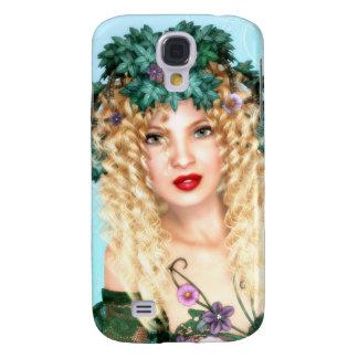 Summers Love Art 3g  Samsung Galaxy S4 Case