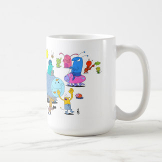 Summerset group classic white coffee mug