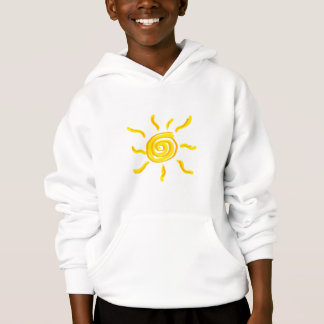 Summersgarden Sunshine Orange and Yellow - Hoodie
