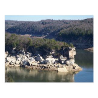 Summersville Lake Postcard