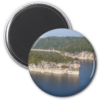 Summersville Lake WV Magnet
