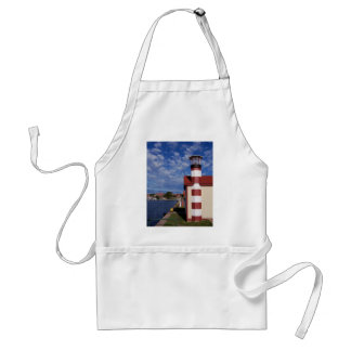 Summertime At Lake Superior Adult Apron