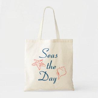 Summertime Beach - Seashore Quote Tote Bag