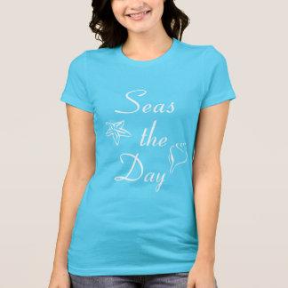 Summertime Beach - Seashore Quote T Shirts