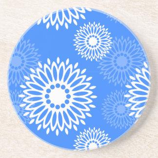 Summertime Blue Coaster