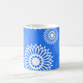 Summertime Blue Mug